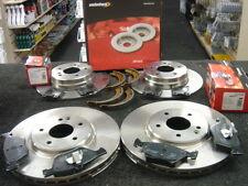 MERCEDES CLK200 CLK230 CLK240 CLK270 CLK320 CLK430 mintex avant disques de frein pads