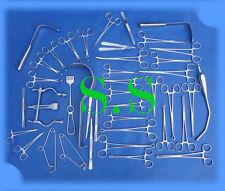 Basic Major General Set Surgical Instruments 2 Sets Ds 1021