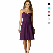 Polyester Dry-clean Only Formal Dresses for Women