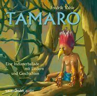 FREDRIK VAHLE - TAMARO  CD NEU