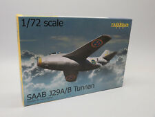 Tarangus 7201 Swedish Air Force Fighter SAAB J29A/B Tunnan ''Flying Barrel''