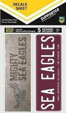 NRL Manly Sea Eagles UV Outdoor Car Bumper Tattoo Sticker iTag Decal