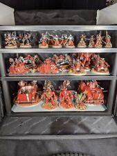 Adeptus Mechanicus Army - Warhammer 40K  AdMech fully painted