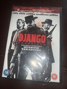 Django Unchained  -  DVD  - New & Sealed   Tarantino