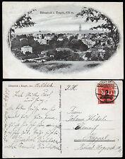 DR 309 a, AK-Eibenstock I. Erzgebirge, 15.10.23