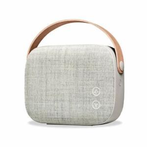 Helsinki Portable Bluetooth Speaker by Vifa,high-end Danish Audio,Sandstone Grey