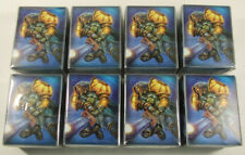 (8) 2010 WOW Trading Card Game Deck Boxes Scourge War Ice Crown