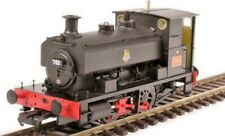 """H4-AB14-001, OO Gauge, Andrew Barclay 0-4-0ST 14"""" 2047 '705' in BR black"""