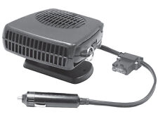Sumex Black In Car 12v 2in1 Immediate Heater Fan & Windscreen Demister Defroster