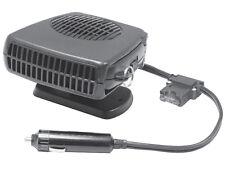 Sumex Black In Car 12v 2in1 Immediate Heater Fan & Windscreen Demister Defroster