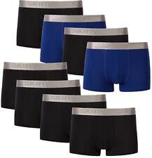 4er Pack Skiny Herren Pants Slips Boxershorts schwarz / blau 86571