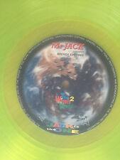 Mr. Jack presents Brenda Edwards  - The Wiggly World 2 grüne Schallplatte