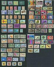 102 LIBYA, TUNISIA stamps