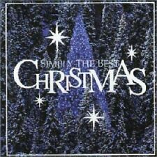 Simply the Best Christmas Bing Crosby, Nat King Cole, Judy Garland, Har.. [2 CD]