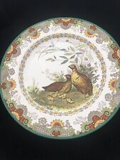 Vintage Wedgwood Decorator Plate With Birds And Chicks