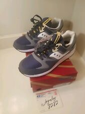 Mens New Saucony Grid 9000 Grey/Dark Grey Sz.10.5 S7007745