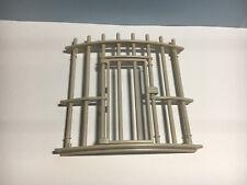 PLAYMOBIL –  Barrière avec porte pour cage de cirque / Fence for cage / 4233