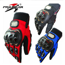 Motorcycle Motorbike Motocross Motor Fiber Bike Racing Gloves Pro-Biker