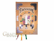 Adventure Time Enchiridion inspired hardcover cosplay book journal notebook