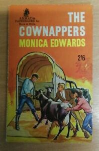 The Cownappers (Monica Edwards - 1960) (ID:12168)