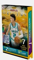 2020-21 Panini Origins NBA 1st Off The Line FOTL Hobby Sealed Box 🔥 CONFIRMED!!