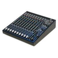 MONTARBO MC-R12FXP MIXER amplificato Professionale 12 ingressi / 8 canali montab