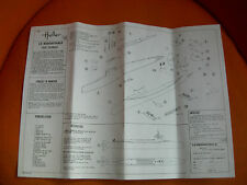 MAQUETTEMODEL : PLAN MONTAGE / ASSEMBLY PLAN: HELLER SOUS MARIN LE REDOUTABLE