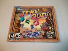 Jewel Quest PC - Ultimate Gem Matching Adventure! - New Sealed