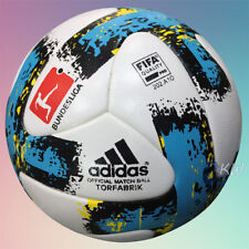 NEW ADIDAS TORFABRIK OFFICIAL MATCH SOCCER BALL A+ BUNDESLIGA GERMAN SIZE 5