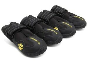 True Love Dog Shoes Waterproof Anti Slip All Weather Boots Size 4 Set Of 4