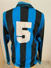 Maglia Inter 1994 95 Nr 5 Jonk match worn shirt Holland Jersey Inter camiseta