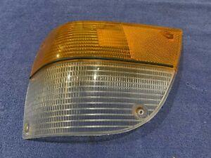 1981 - 1986 Classic SAAB 900 Driver Side Left Corner Turn Signal Lens Only