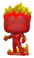 Human Torch Funko Pop Vinyl New in Box