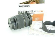 für Nikon AF Tamron SP AF 28-75mm f/2,8 XR LD Macro, A09, OVP (box)