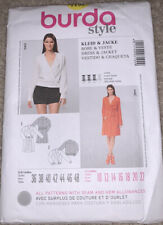 burda  8319 Misses/' Dress and Jacket 10 to 24  Sewing Pattern