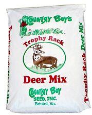 Deer Food Plot Seed |Trophy Rack Deer Mix | Winter Fall | 10 lbs