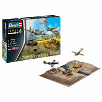 REVELL D-Day 75th Anniversary Set 1:72 Military Model Kit 03352