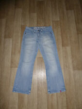 Esprit L30 Niedrige Damen-Jeans aus Denim