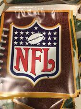 Miller Light String Banner Beer Sign Nfl Football 1999