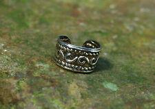 Ear clips Spirals Beard Hair Clamp silver ear jewellery Celts Viking  Earclips
