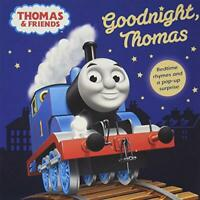 Thomas & Friends: Goodnight Thomas by , NEW Book, FREE & FAST Delivery, (Hardcov