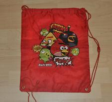 Turnbeutel / Sportbeutel Junge Gr. ca. 30 x 39 cm Angry Birds