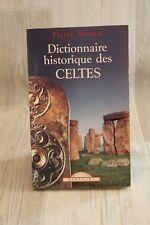 Dictionnaire historique des Celtes - Pierre Norma - livre occasion