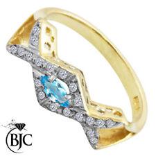Anelli di lusso con gemme naturale marquise