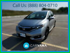 2018 Honda Fit Sport Hatchback 4D tability Control Traction Control Power Windows Dual Air Bags Backup Camera