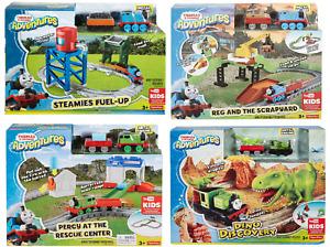 Thomas Adventures - Track & Engine Playsets - Brand New - Sealed