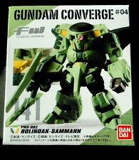 #141 GUNDAM CONVERGE #4, BOLINOAK-SAMMAHN, BANDAI imported from JAPAN