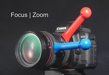 LENSSHIFTER PAIR follow focus & zoom for dslr & mirrorless video & photography
