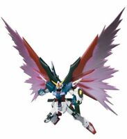 ROBOT SPIRITS Side MS Gundam SEED DESTINY GUNDAM Action Figure BANDAI from Japan