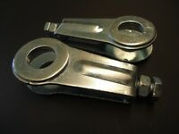 NEW Yamaha Rd250lc Rd350lc  Wheel Pullers / Chain Adjusters x2 17mm